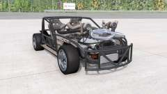 Ibishu 200BX Deathkart v1.5 for BeamNG Drive