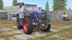 JCB Fastrac 8280&8310 governor bay for Farming Simulator 2017