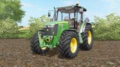 John Deere 5085M FL console for Farming Simulator 2017
