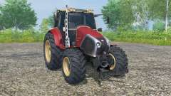 Lindner Geotrac 94 persian red for Farming Simulator 2013