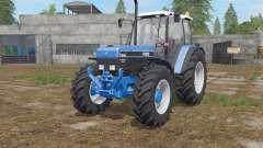 Ford 7840〡8240〡8340 for Farming Simulator 2017