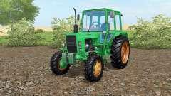MTZ-82 Belarus green color for Farming Simulator 2017