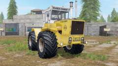 Raba-Steiger 250 minion yellow for Farming Simulator 2017