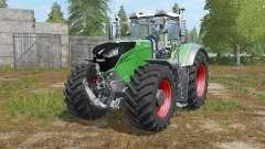 Fendt 1038-1050 Vario pantone green for Farming Simulator 2017