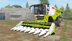 Claas Lexion 780 citrus for Farming Simulator 2017