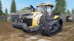 Challenger MT800E-series for Farming Simulator 2017
