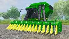John Deere 9950 islamic green for Farming Simulator 2013