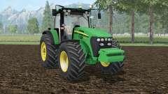 John Deere 7930 pigment green for Farming Simulator 2015