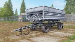 Fortschritt HW 60.11 lavender gray for Farming Simulator 2017