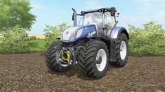 New Holland T7.290&T7.315 Blue Power for Farming Simulator 2017