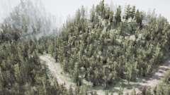 Kirin Mountain for MudRunner