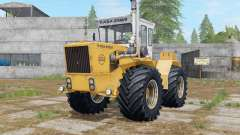 Raba-Steiger 250 indian yellow for Farming Simulator 2017