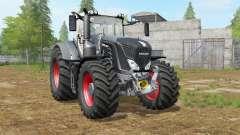 Fendt 930-939 Vario wheels selection for Farming Simulator 2017