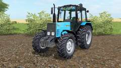 MTZ-Belarus 892.2 blue color for Farming Simulator 2017