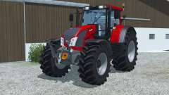 Valtra N163 bright red for Farming Simulator 2013