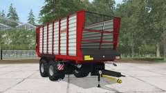 Kaweco Radium 45 fire engine red for Farming Simulator 2015
