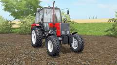 MTZ-1025 Белᶏҏуҫ for Farming Simulator 2017