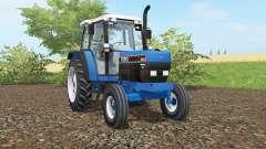 Ford 6640 Powerstar SLE for Farming Simulator 2017