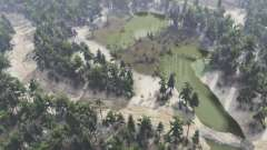 The construction of transmission lines v1.1 for Spin Tires