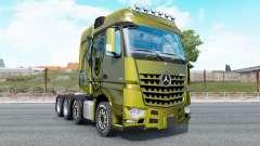 Mercedes-Benz Arocs 4163 SLƬ 2014 for Euro Truck Simulator 2