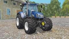 New Holland T6.160 BluePoweᶉ for Farming Simulator 2015