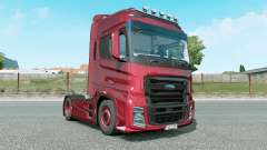 Ford F-Max red salsa for Euro Truck Simulator 2