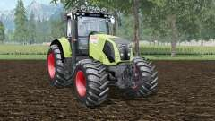 Claas Axion 830 wild willow for Farming Simulator 2015
