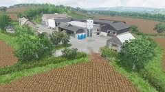 Coldborough Park v1.1 for Farming Simulator 2015