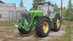 John Deere 8530 fully washable for Farming Simulator 2017
