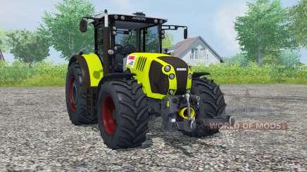 Claas Arion 620 peridot for Farming Simulator 2013