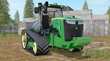 John Deere 9460〡9510〡9560 RT for Farming Simulator 2017