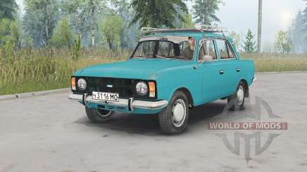Moskvich-412ИЭ-028 for Spin Tires