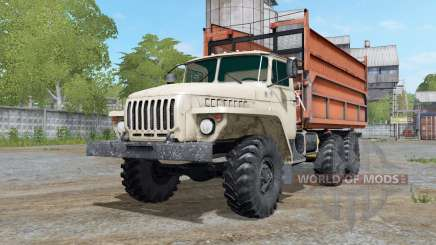 Ural-5557 An Agricultural Nickname for Farming Simulator 2017