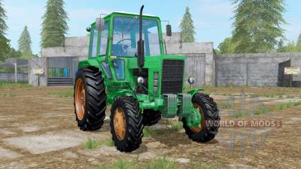 MTZ-82 Belarus green for Farming Simulator 2017