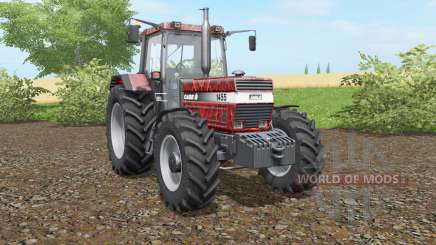 Case IH 1455 XL racinɠ for Farming Simulator 2017