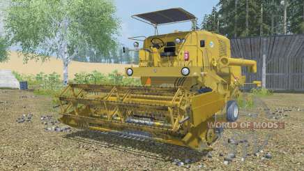 Bizon Super Z056 roncꞕi for Farming Simulator 2013