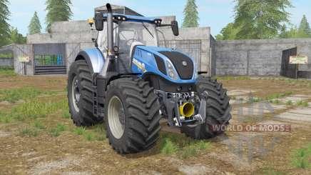 New Holland T7.290&T7.315 HeavyDuty for Farming Simulator 2017