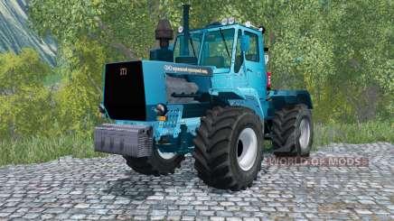 T-150K management elements for Farming Simulator 2015