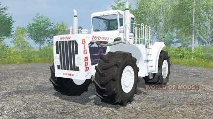 Big Bud 16V-747 whisper for Farming Simulator 2013