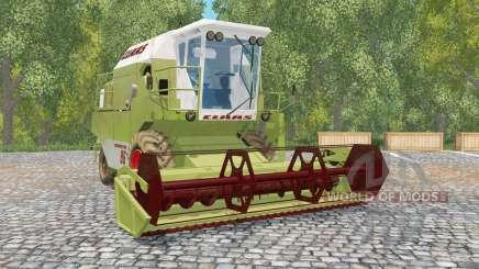 Claas Dominator 86 olive greeꞑ for Farming Simulator 2015