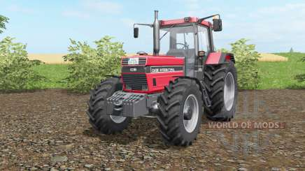 Case IH 1455 XL neon fuchsia for Farming Simulator 2017