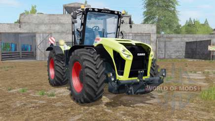 Claas Xerion 4000〡4500〡5000 Trac VC for Farming Simulator 2017