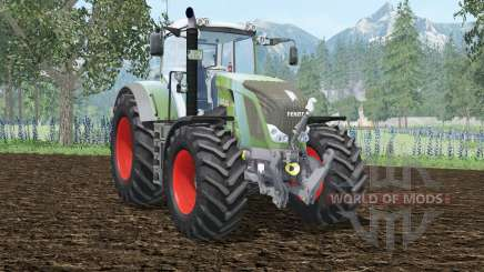 Fendt 828 Vario asparagus for Farming Simulator 2015