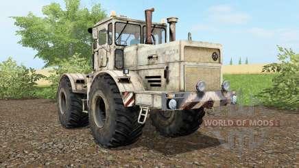 Kirovets K-701 rusty for Farming Simulator 2017
