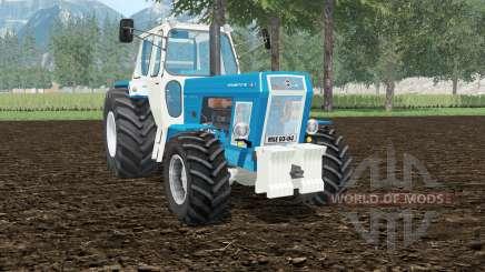 Fortschritt ZT 403 rich electric blue for Farming Simulator 2015