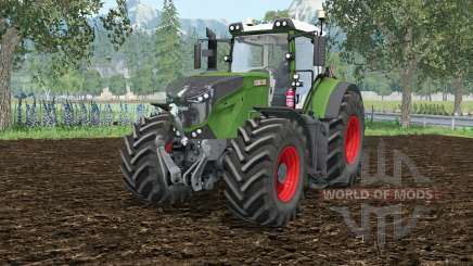 Fendt 1050 Vario mughal greeꞑ for Farming Simulator 2015