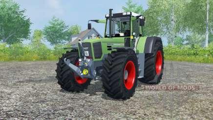 Fendt Favorit 824 Turboshiᶂƭ for Farming Simulator 2013