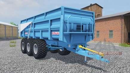 Maupu TDM ORigine for Farming Simulator 2013