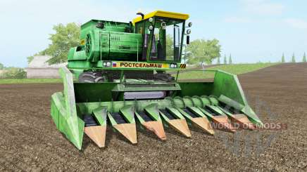 Don-1500B light green okra for Farming Simulator 2017