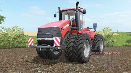 Case IH Steiger 370 twin wheelȿ for Farming Simulator 2017